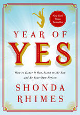 2016 4 11 Year of Yes Bookcover